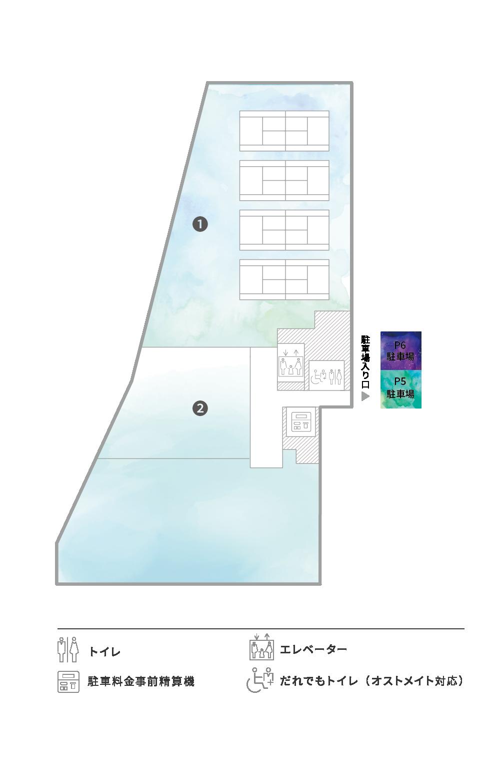 4F Floor Guide