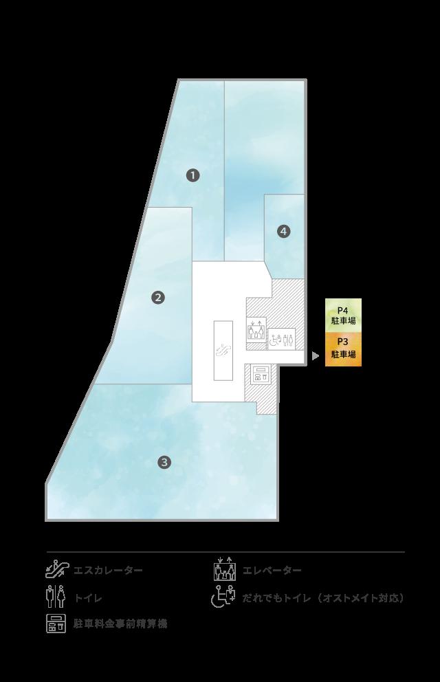 3F Floor Guide
